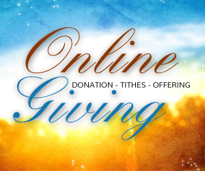 Tithing and Offering